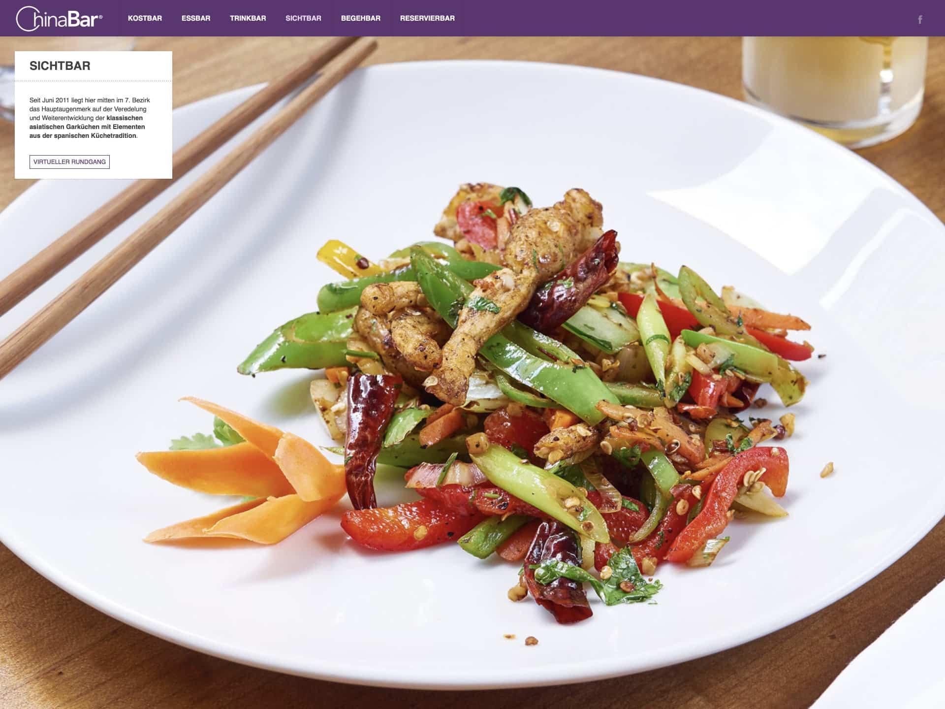 Chinabar Website