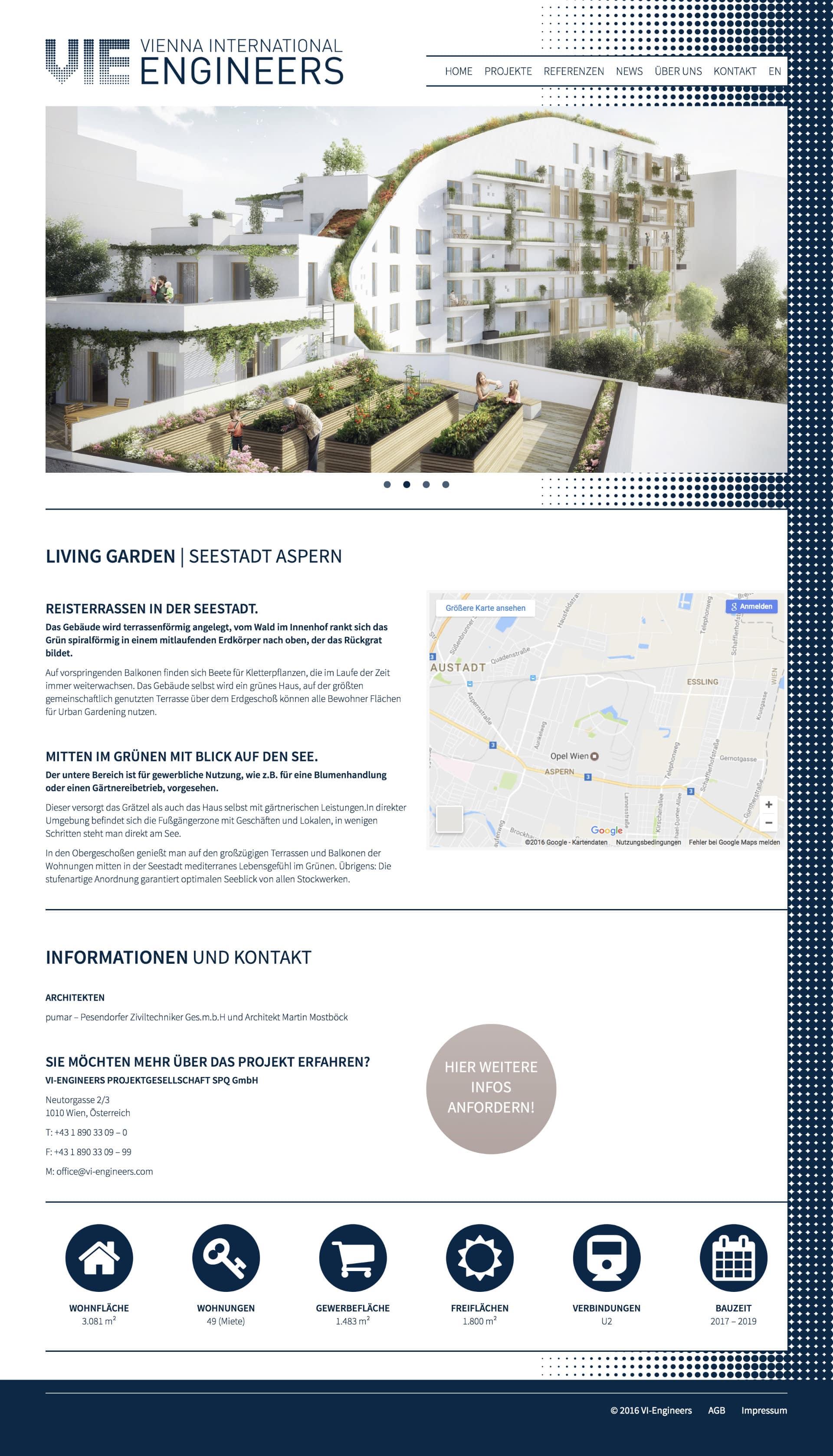 VI-Engineers Website