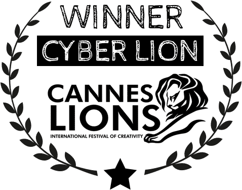 Cannes Cyber Lion Award rematic