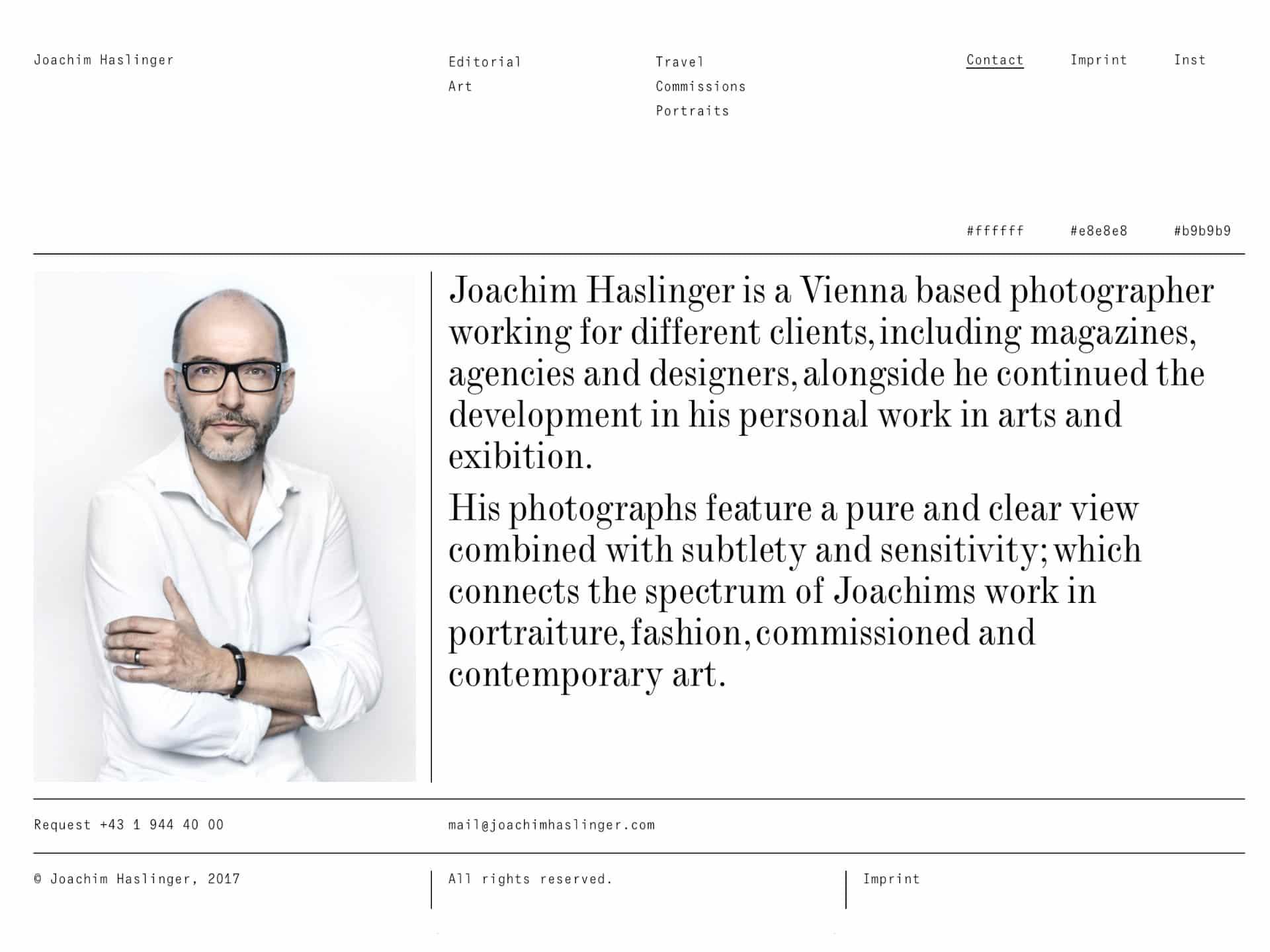 Joachim Haslinger Photography