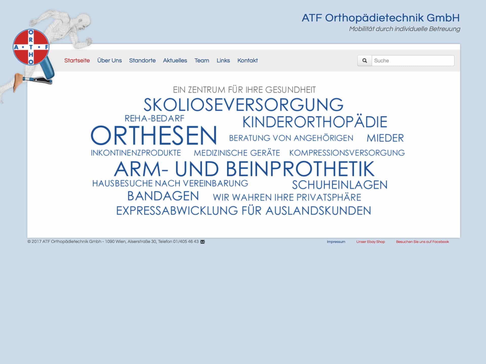 Atf Orthopaedietechnik
