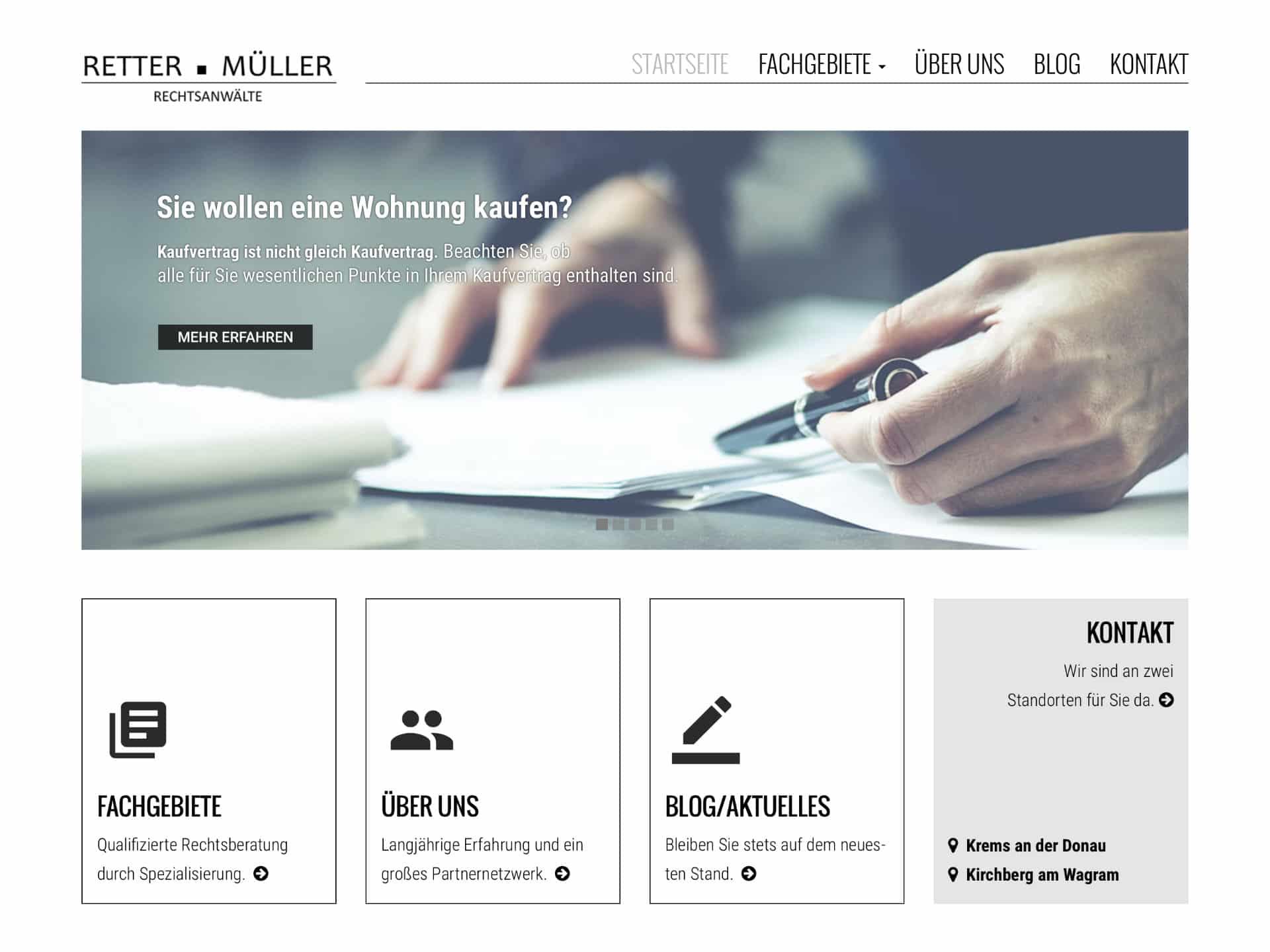 Der Gute Rat - Retter Müller - Rechtsanwälte