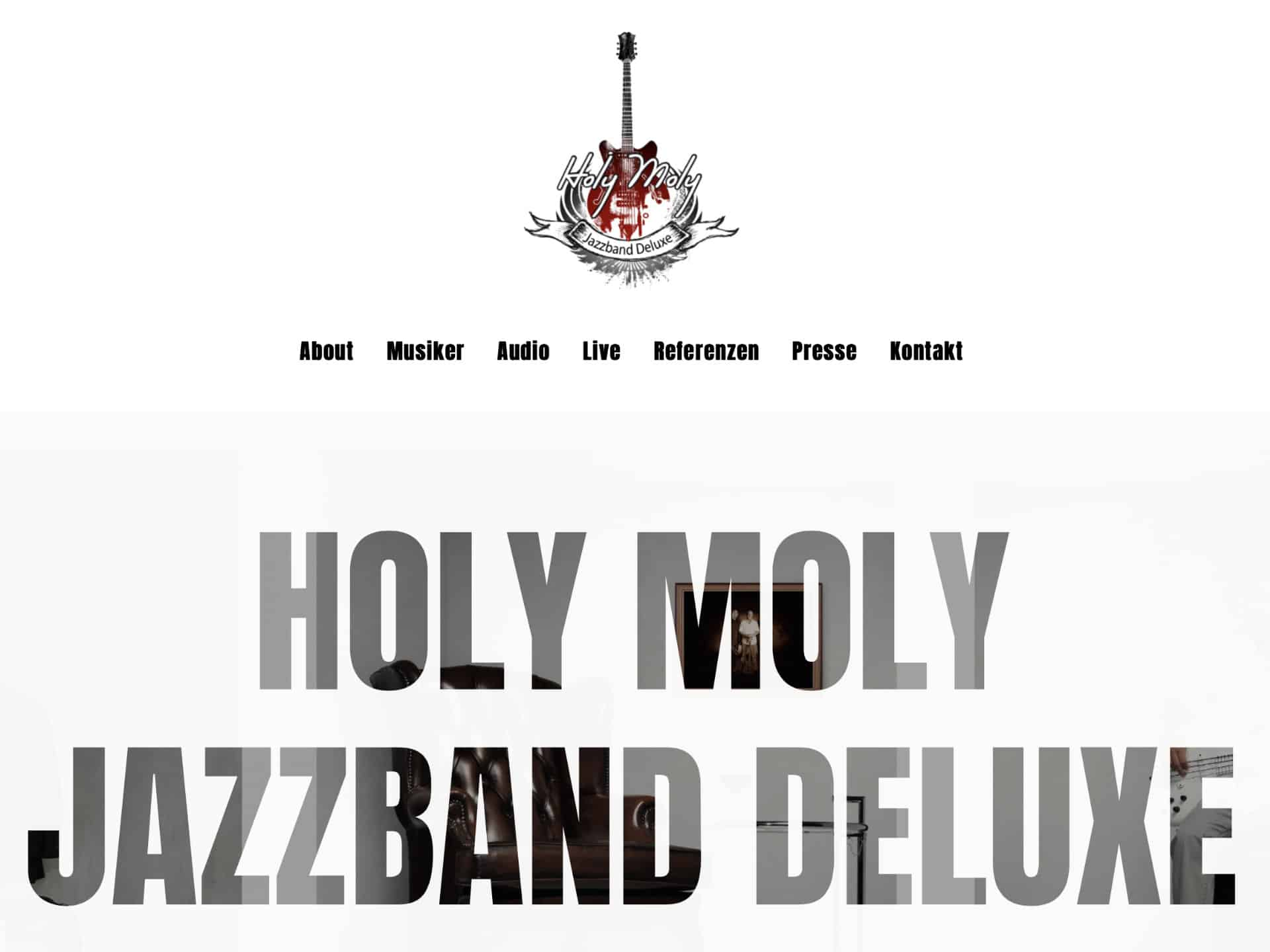 Holy Moly Jazzband Deluxe